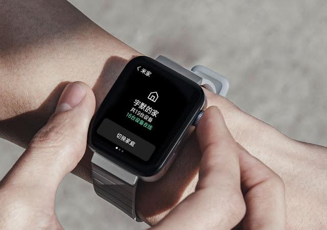 Xiaomi Mi Watch eSIM España