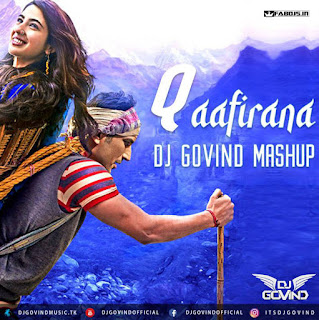 QAAFIRANA REMIX DJ GOVIND MASHUP