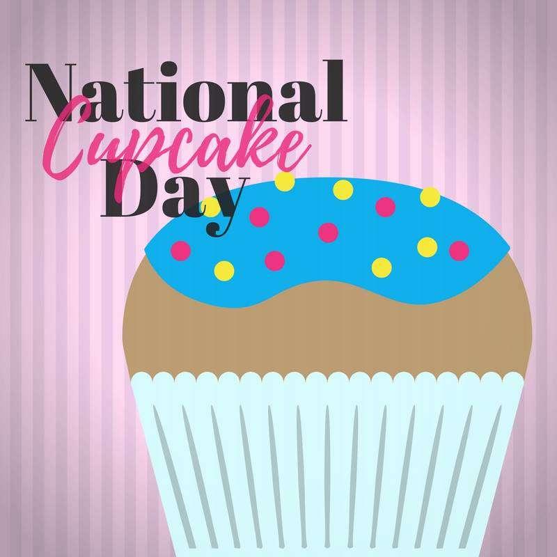 National Cupcake Day Wishes Beautiful Image