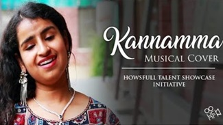 Kaala Kannamma Cover Song | HOWSFULL Talent Showcase Initiative