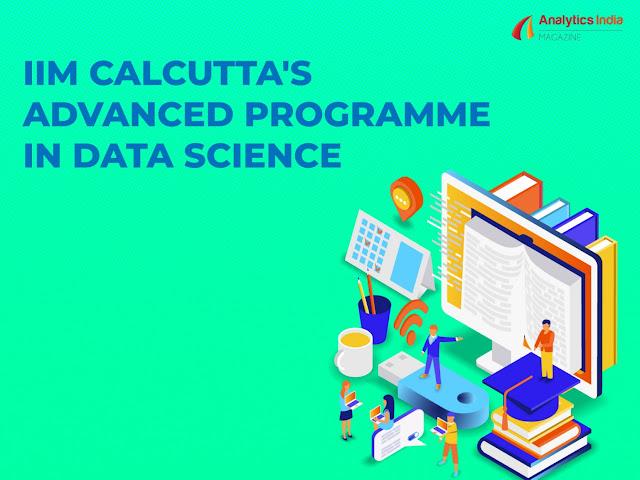 IIM कलकत्ता का 1-वर्षीय डेटा साइंस प्रोग्राम व्यापक कवरेज के साथ किसी भी ऑनलाइन कोर्स के लिए बेहतर है