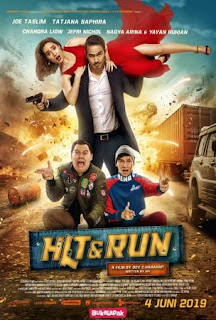 Download Film dan Movie Hit & Run (2019) Full Movie