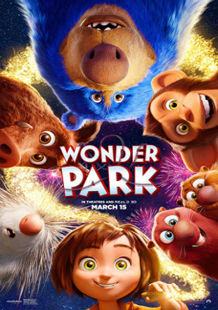 Wonder Park 2019 BRRip 1080p Dual Audio In Hindi English