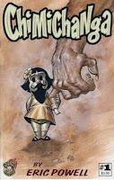 Chimichanga #1 by Eric Powell.