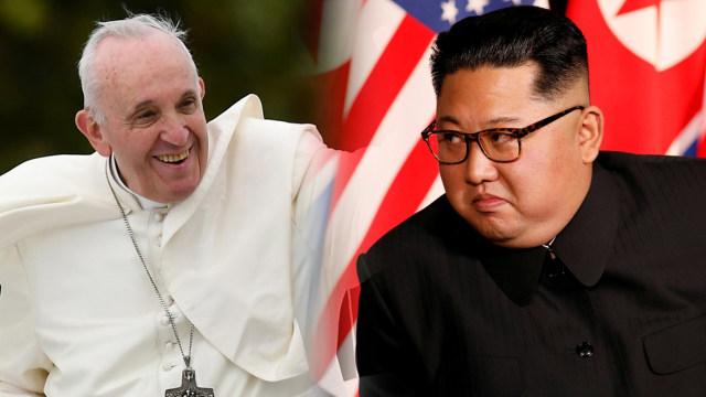 Paus Fransiskus Dikabarkan akan Berkunjung ke Korea Utara