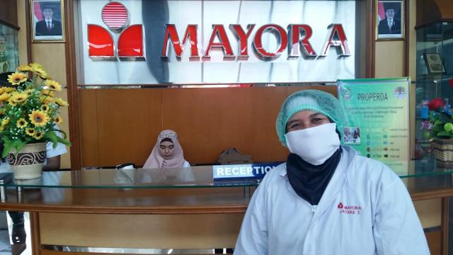 Lowongan Kerja PT. Mayora Indah Tbk Mayora Penempatan Tangerang