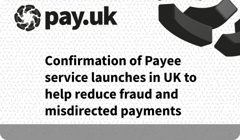 Confirmation of Payee Launches