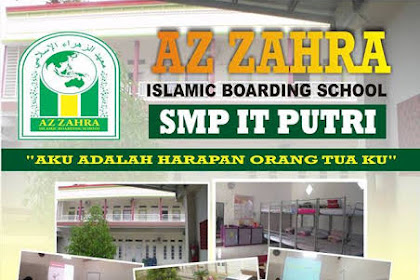 Biaya Sekolah Pondok Az-Zahra Islamic Boarding School Lampung