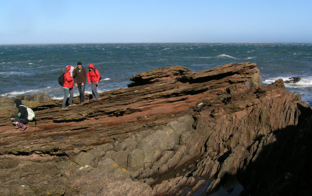 Siccar Point - the world's most important geological site