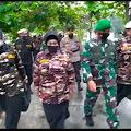 Peringatan HUT FKPPI Ke -43, PD IV Riau Awali Kegiatan dengan Ziarah Ke Makam Pahlawan