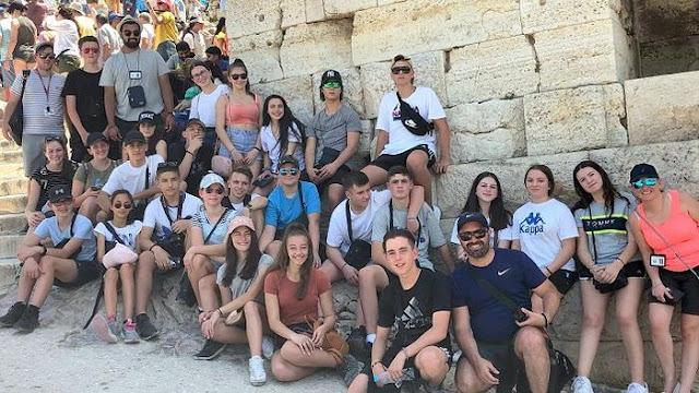 Μαθητές από την Αυστραλία επισκέφθηκαν το Ναύπλιο