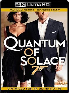 007: Quantum of Solace (2008) 4K [UHD HDR] Latino [Google Drive] Panchirulo