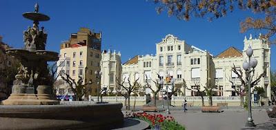 Plaza de Navarra (Huesca)