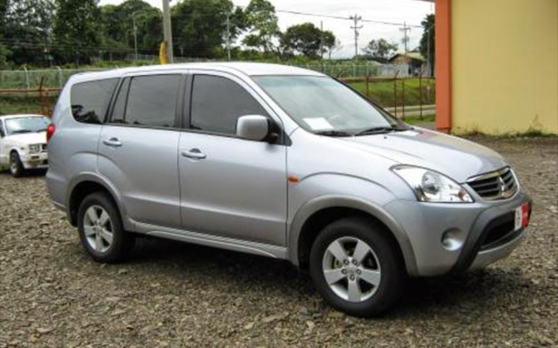Automotive Database: Mitsubishi Zinger