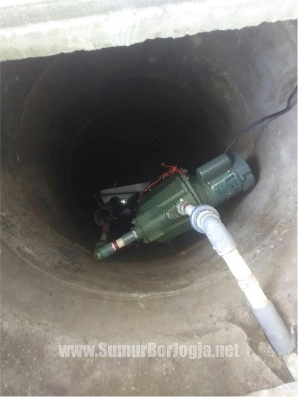 service pompa air Gondokusuman Yogyakarta