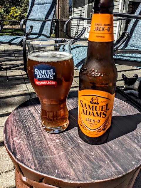 Samuel Adams Jack-O Beer