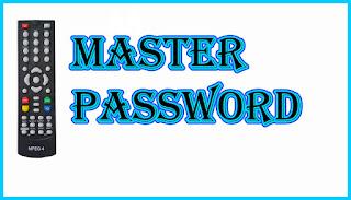 Kumpulan Master Password Receiver Parabola