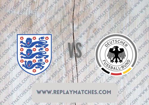 England vs Germany -Highlights 29 June 2021