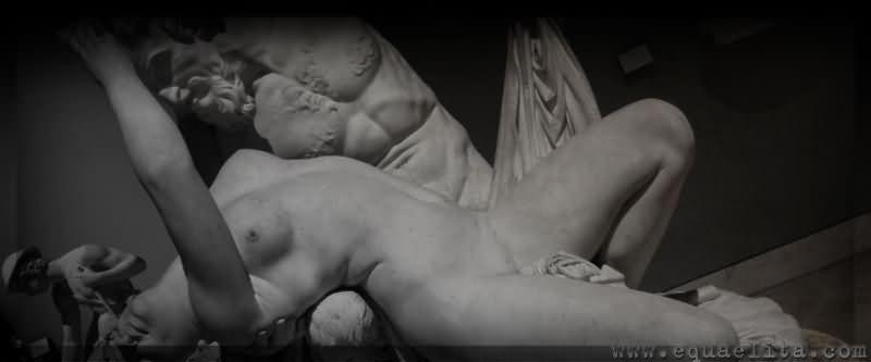 Пан, сын Зевса, бог-покровитель стад, отличался завидным жизнелюбием