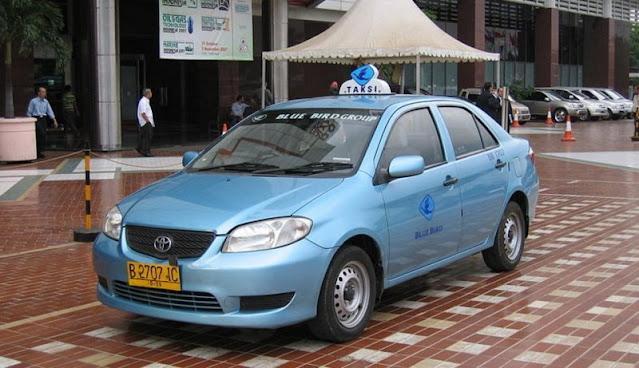 Mobil Bekas Taxi Toyota Limo