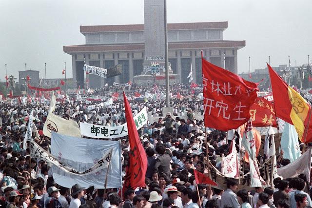 胡平:这场运动改变了中国 也改变了世界(附法广访谈)
