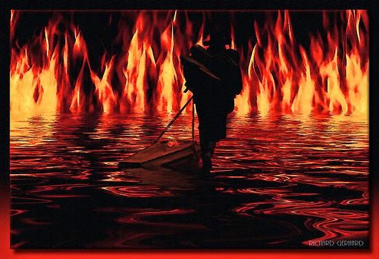 Dark Flows The Red Stix