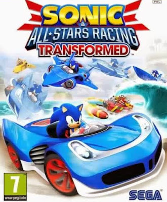 Download  Sonic and All Stars Racing Transformed