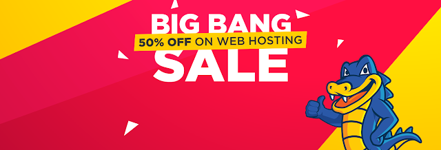 Get 50% Off on Web Hosting Plans on Nov 7th - 8th