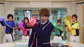 Mashin Sentai Kiramager - 42 Subtitle Indonesia and English