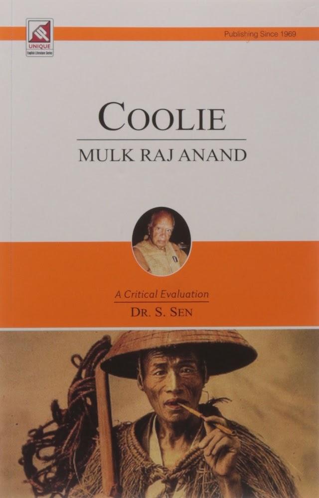 Summary of Mulk Raj Anand's Coolie