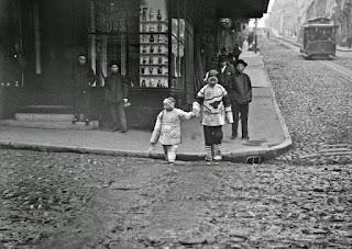 El Barrio Chinatown de San Fancisco a principios del siglo XX