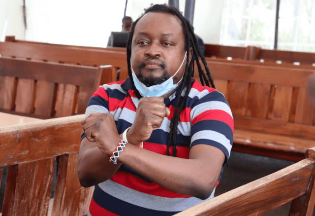 activist Edwin Mutemi Kiama photo arrested news