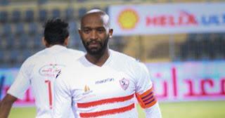 شيكابالا يحسم لقب رجل مباراة العودة أمام دوالا الكاميروني