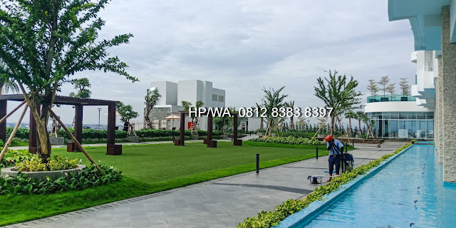 Private Sky Park at The Manhattan Mall and Condominium 6th Fl Medan North Sumatera