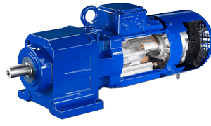 Bauer Gear Motor, IE4-PM Synchronous Geared Motors For Industry