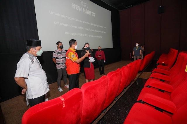 Kota Bandung Kini PPKM Level 2, Kapasitas Kursi Penonton Bioskop Bertambah Jadi 70 Persen