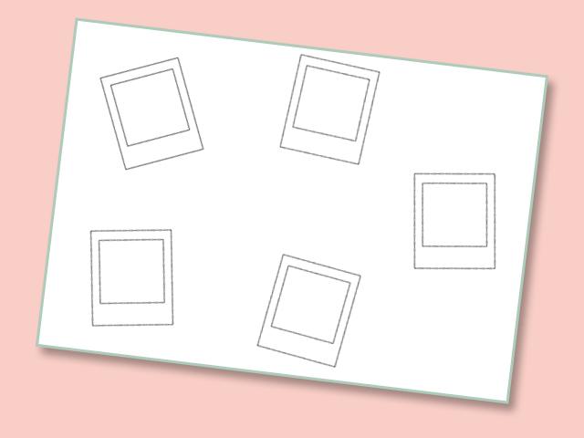 makkelijke tekenopdracht vakantie sjabloon download