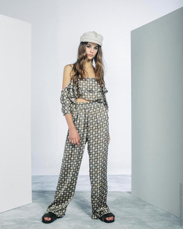 Moda juvenil primavera verano 2018 | Moda 2018: vestidos, pantalones, monos y blusas primavera verano 2018 47 Street.