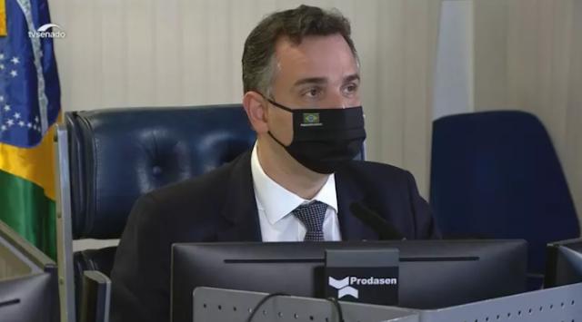 Senado abre sessão para instalar CPI da Pandemia