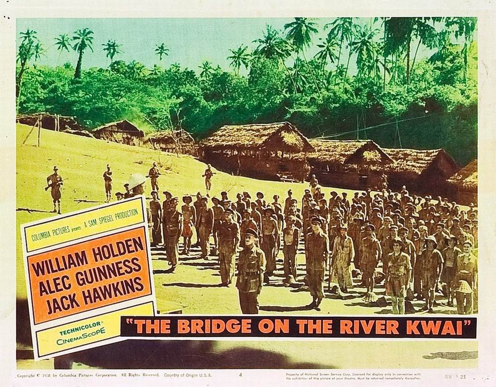 The Bridge on the River Kwai Movie Review (1957) | Roger Ebert |The Bridge On The River Kwai (1957)