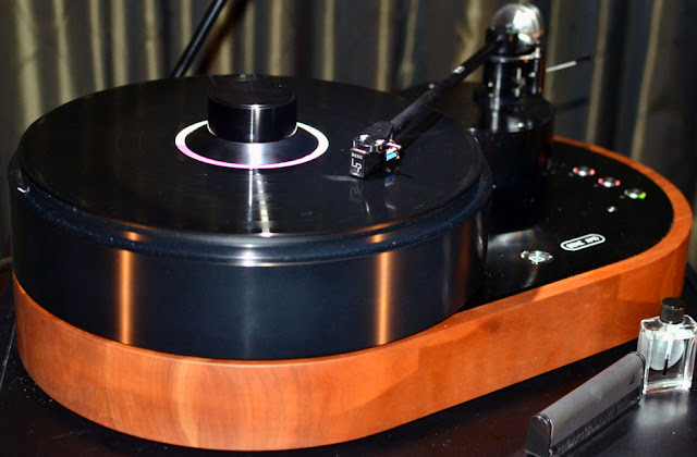 AMG's $16500 Viella 12 Turntable and Tonearm For Serious ...