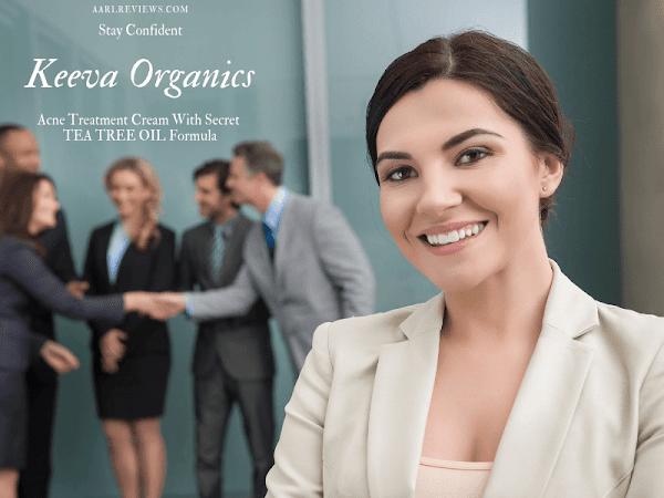 Keeva Organics Acne Treatments For All Skin Types