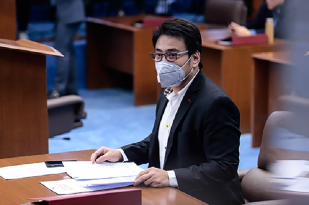 Bong Revilla Resolution 410