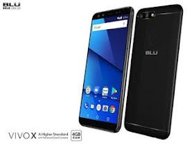 Blu Vivo X full phone specifications