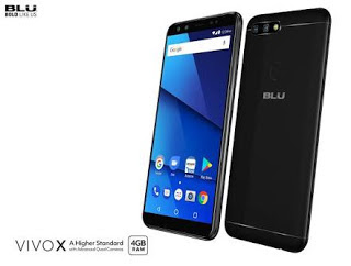 Blu Vivo X full phone specifications