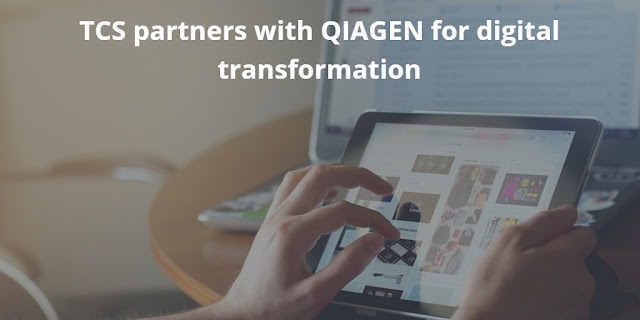 TCS partners with QIAGEN for digital transformation