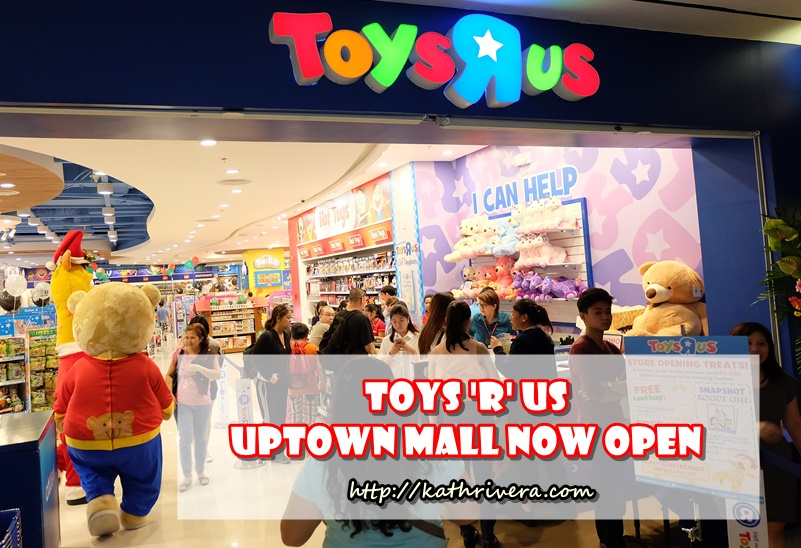 Toys R Us Mall : Toys r us uptown mall now open dear kitty kittie kath