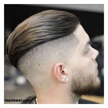 قص شعر رجال