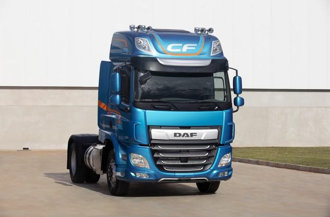 DAF sorteará um caminhão CF 410 4x2