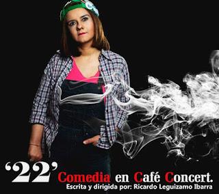 '22' COMEDIA EN CAFE CONCERT (TEATRO) 2